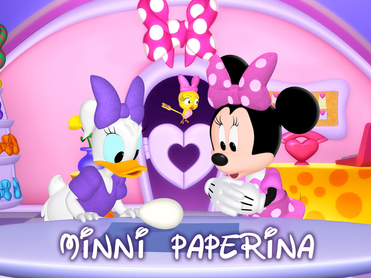 MINNIE E PAPERINA