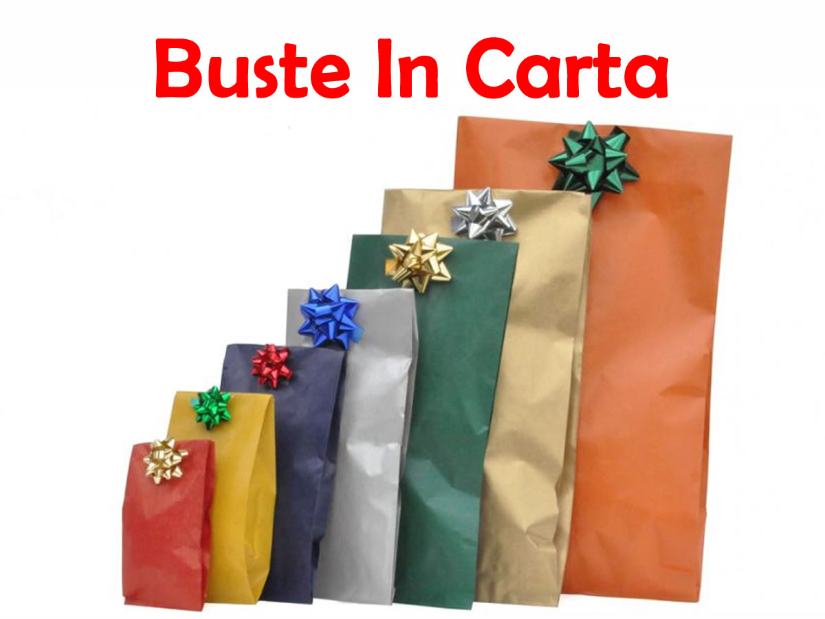 BUSTE IN CARTA