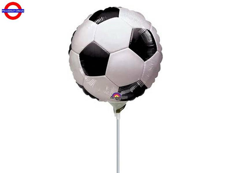 MYLAR CALCIO - PALLONE CALCIO MINI SHAPE