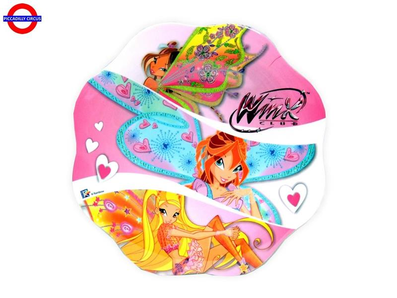 PIATTO PIANO WINX CLUB