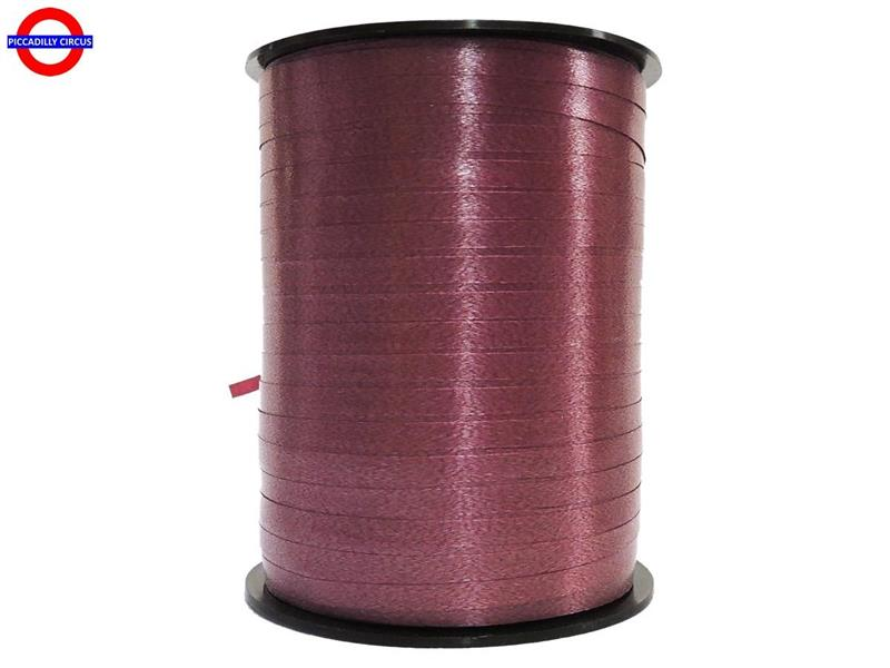NASTRO LISCIO mm05X500m BORDEAUX