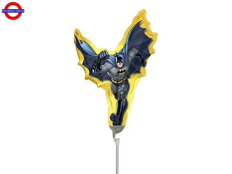 MYLAR BATMAN MINI SHAPE
