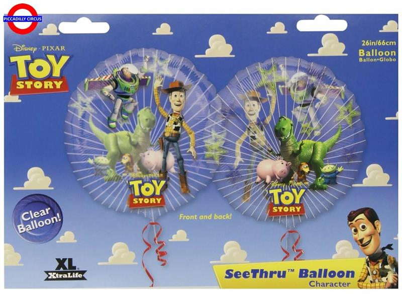 MYLAR TOY STORY SUPER SHAPE
