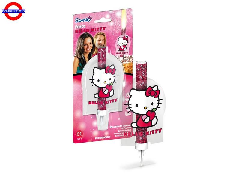 MAGIC FLAMBE' HELLO KITTY