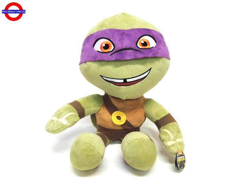 PELUCHE NINJA TURTLES CM.60 DONATELLO