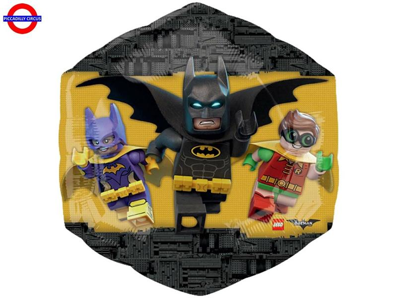 MYLAR LEGO BATMAN SUPER SHAPE 23