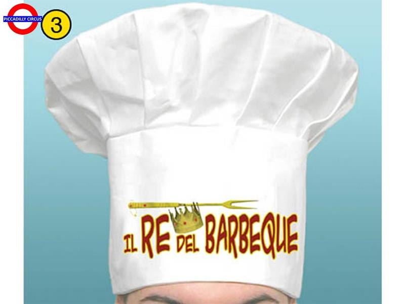 CAPPELLO CUOCO RE DEL RARBEQUE