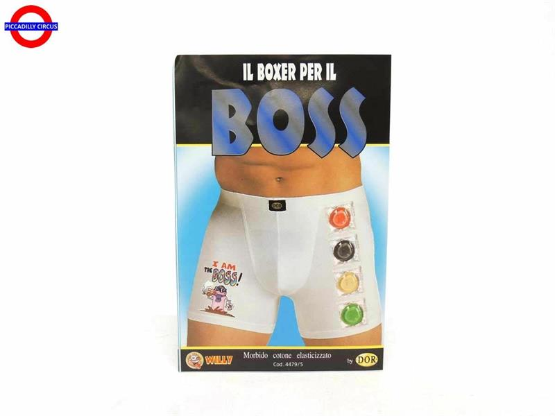 BOXER CRAZY BOSS