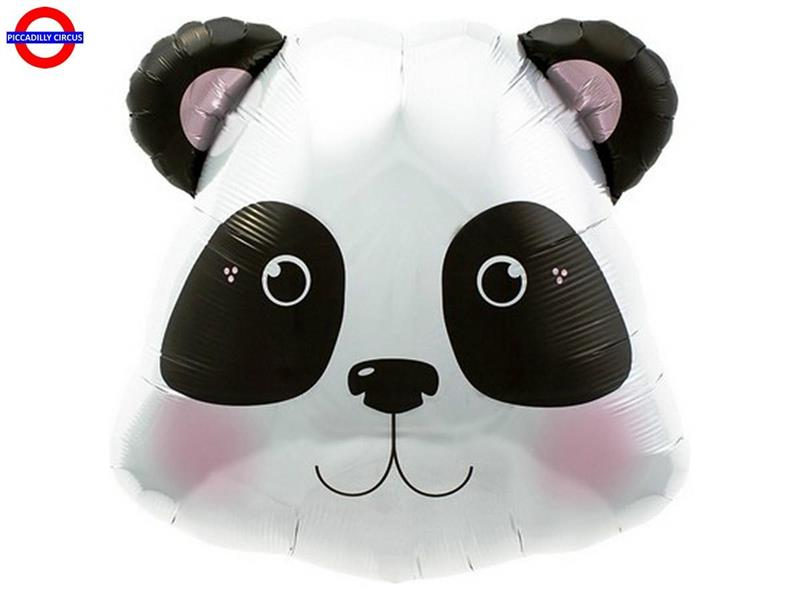 MYLAR ANIMAL PANDA SUPER SHAPE 28