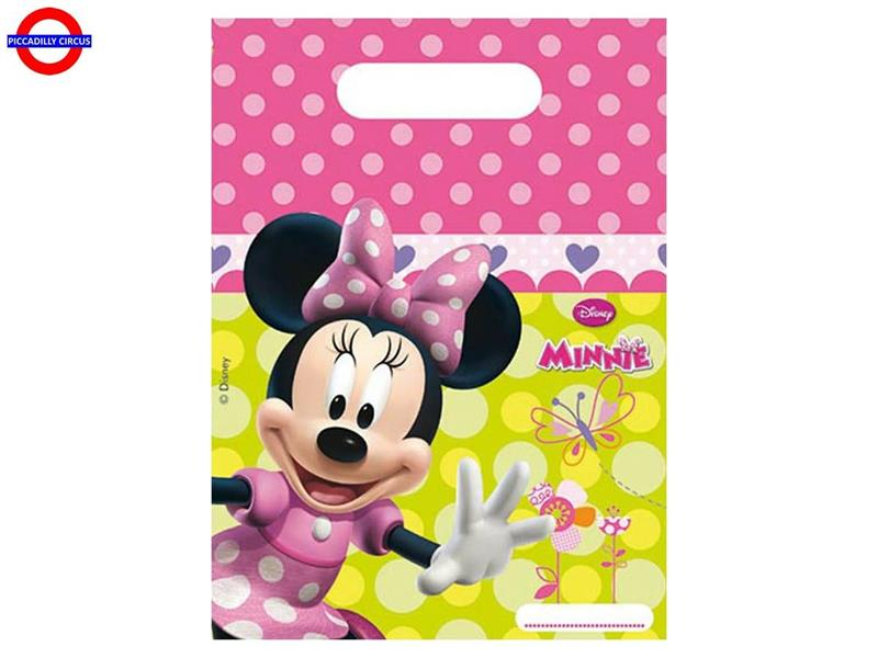 MINNIE BOUTIQUE 6 PARTY BAGS