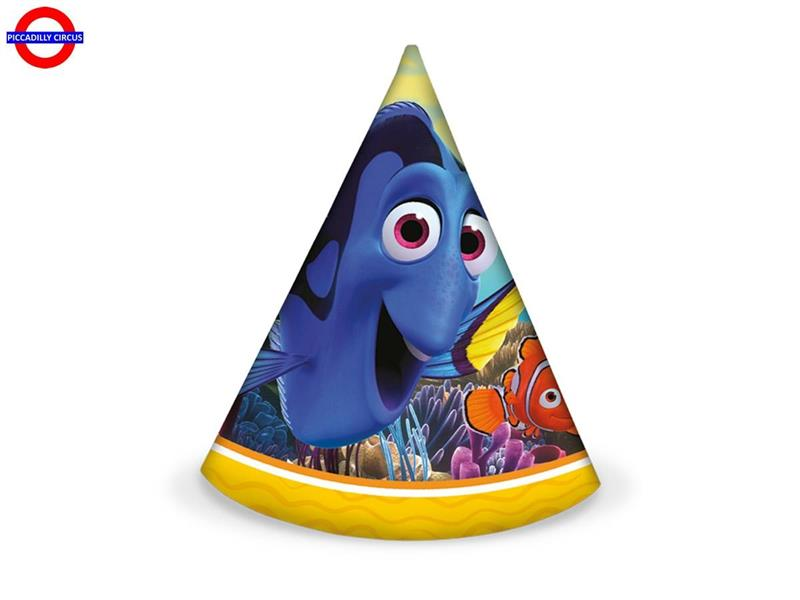 FINDING DORY 6 CAPPELLINI