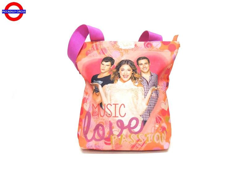 BORSA SHOPPING BAG VIOLETTA