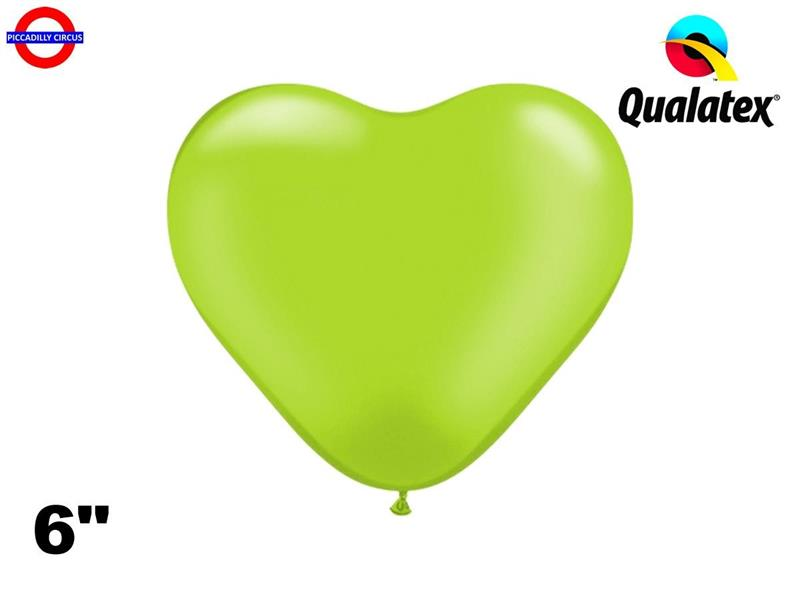 LATTICE CUORE 06 FASHION LIME GREEN BS.100 PEZZ