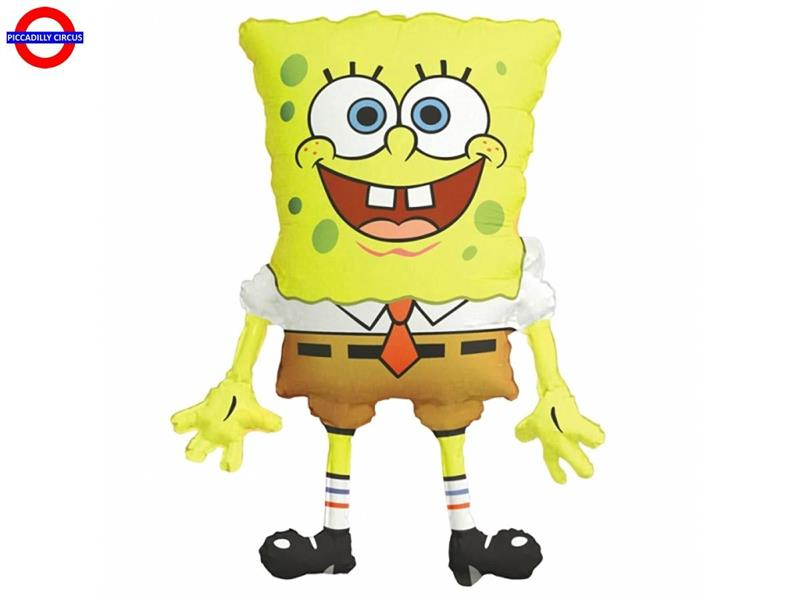 MYLAR SPONGEBOB SUPER SHAPE