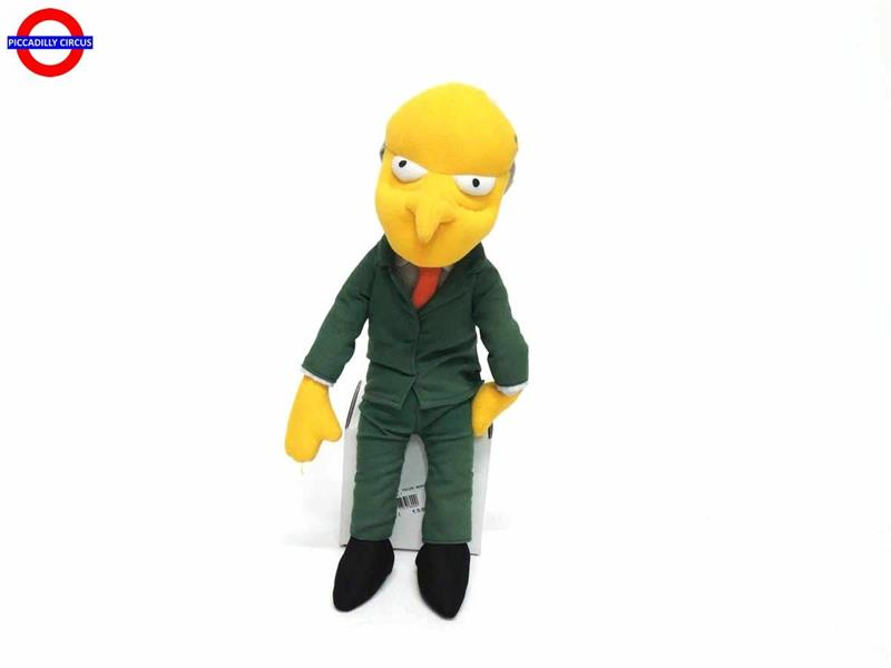 PELUCHE SIMPSON CM.30 MONTGOMERY BURNS