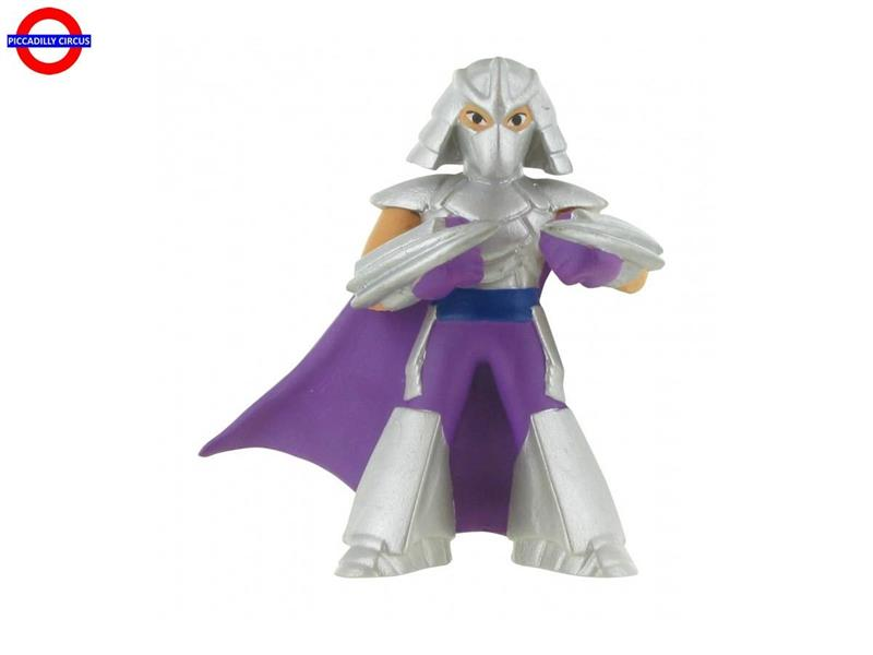 COLLEZ. NINJA TURTLES - SHREDDER H CM.9