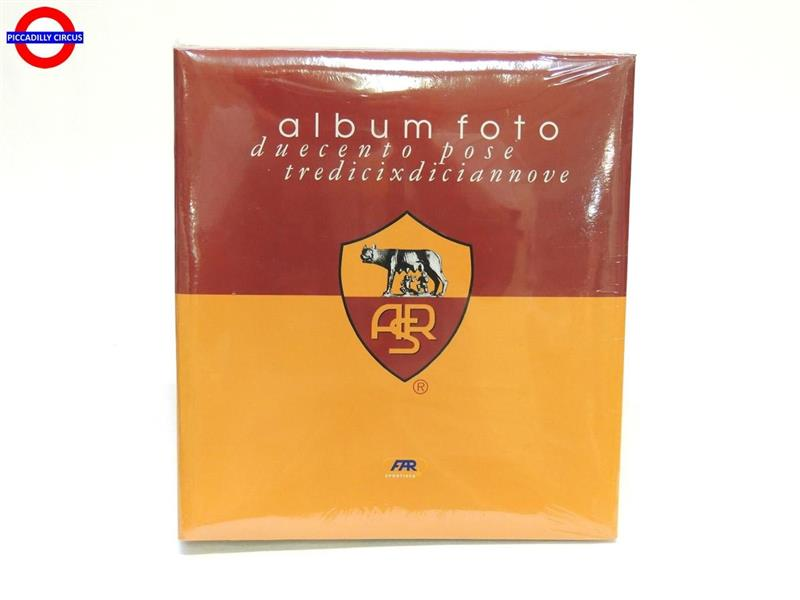 AS ROMA ALBUM FOTO 13X19 200 POSE