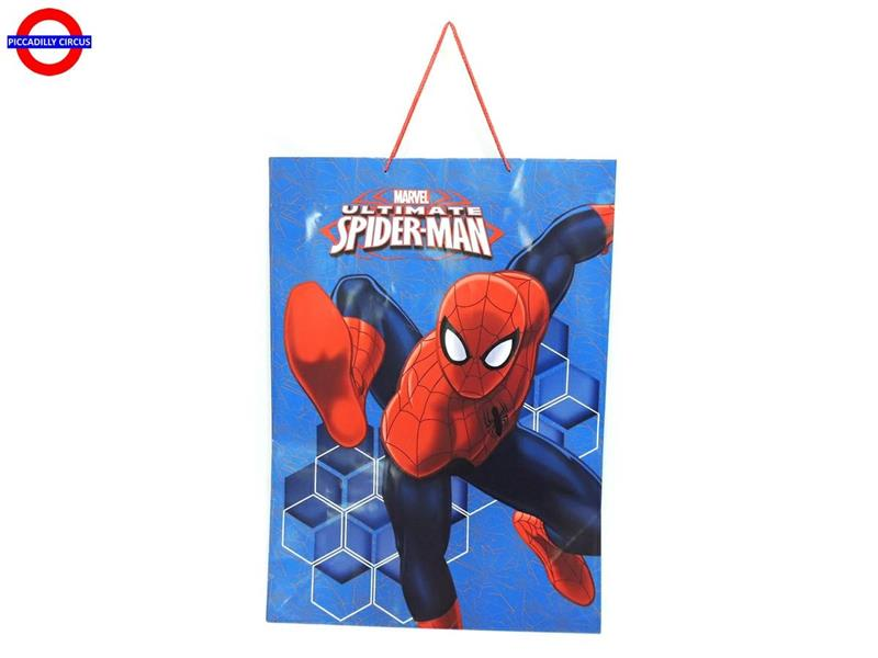 SHOPPER SPIDERMAN 71X50X18