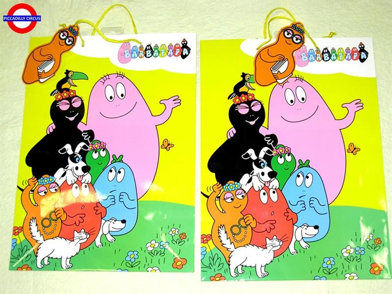 SHOPPER BARBAPAPA' 33X46X10