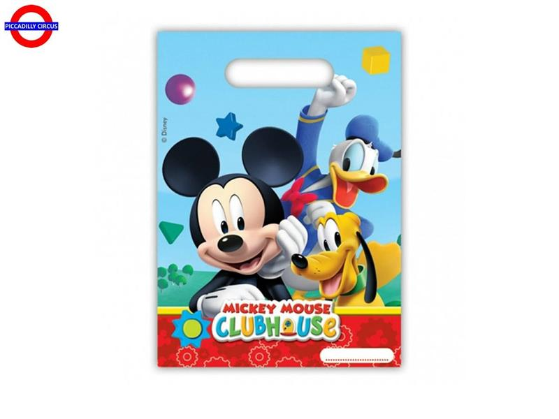 MICKEY 6 PARTY BAGS