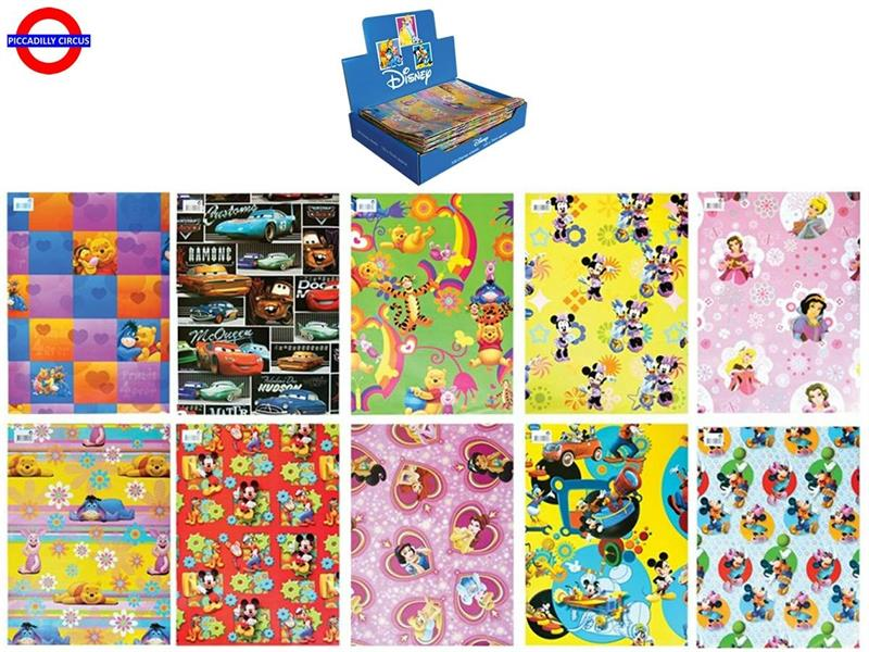 CARTA REGALO 100X70 DISNEY 10 FANTASIE