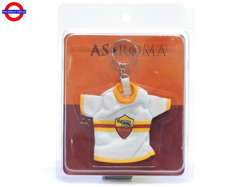 AS ROMA PORTACHIAVI T-SHIRT