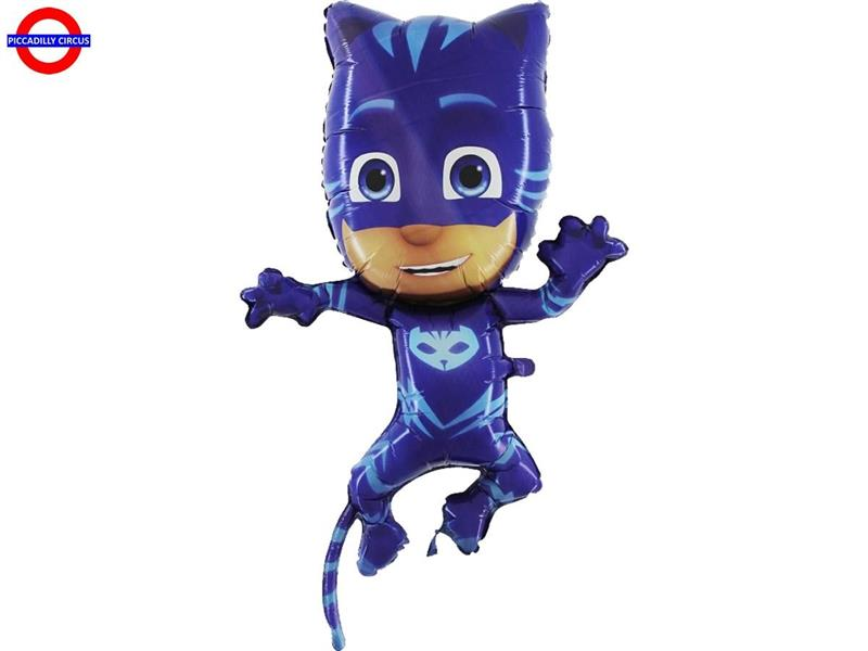 MYLAR PJ MASKS SUPER SHAPE CAT BOY 36