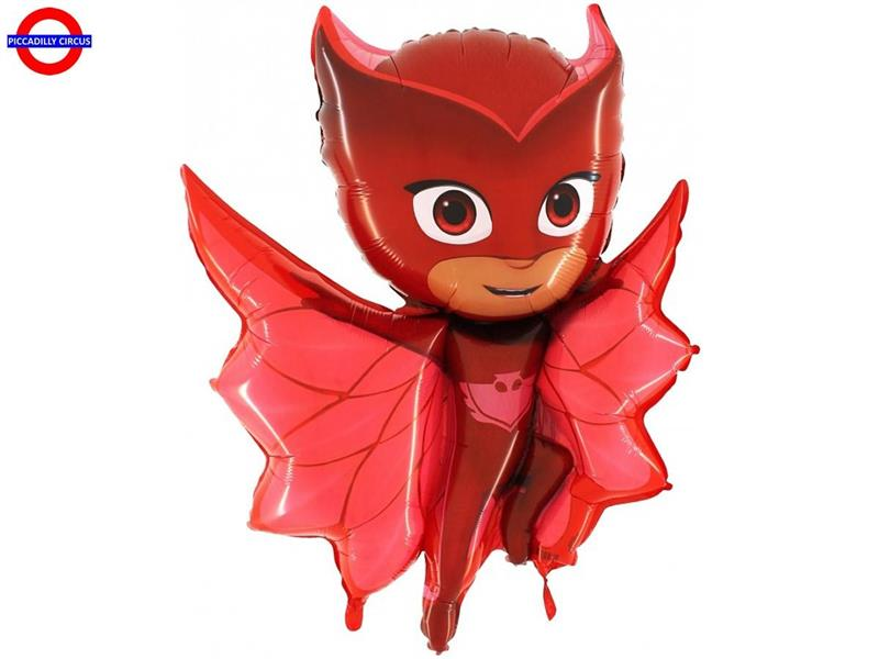 MYLAR PJ MASKS SUPER SHAPE GUFETTA 36