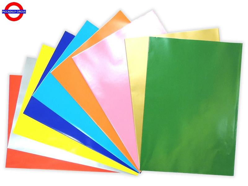 CARTA REGALO 100X70 CRAFT T.U. COLORI CHIARI