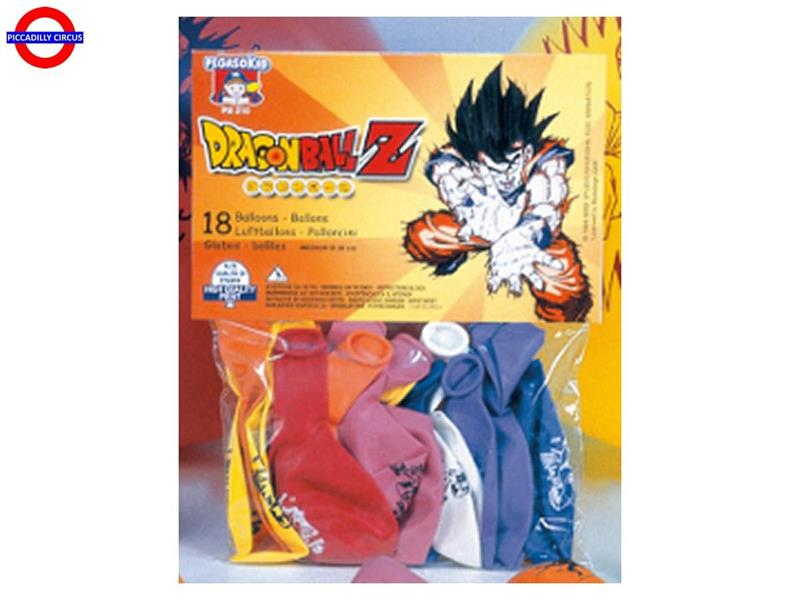 LATTICE DRAGON BALL Z BS.18 PZ