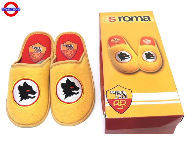 AS ROMA PANTOFOLE nr.39