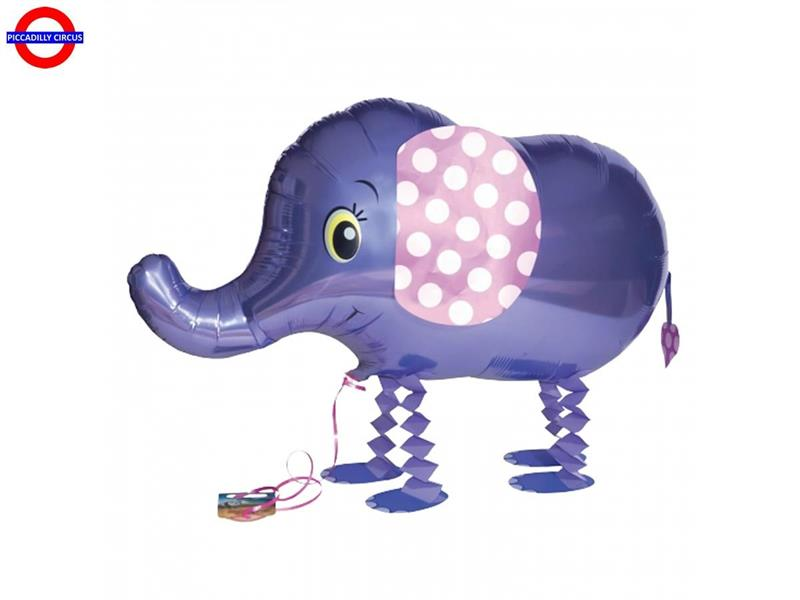 MYLAR ANIMAL ELEFANTE AIRWALKER