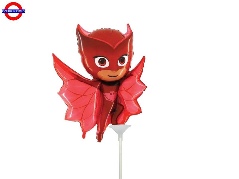 MYLAR PJ MASKS MINI SHAPE GUFETTA