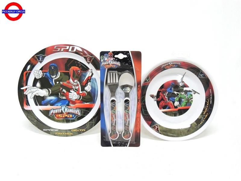 SET PAPPA POWER RENGER CF.3 PEZZI