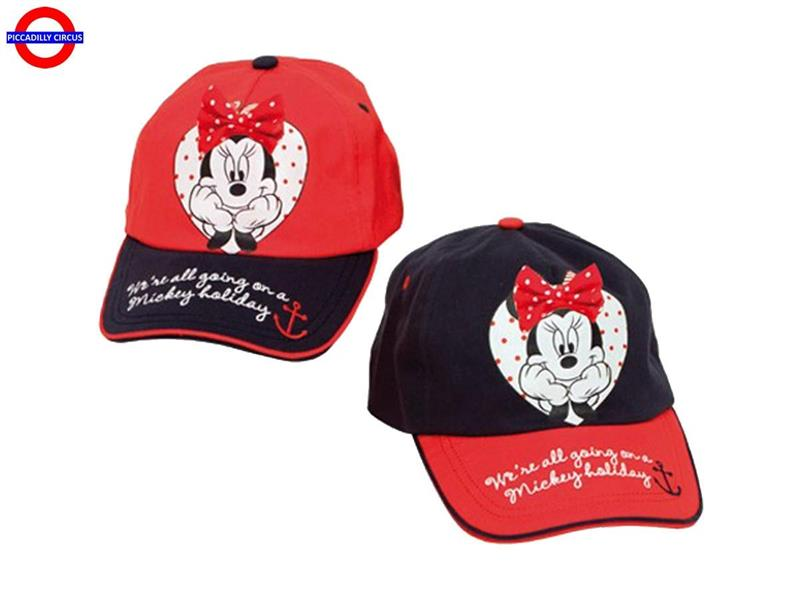 CAPPELLINO MINNIE 2 ASS.