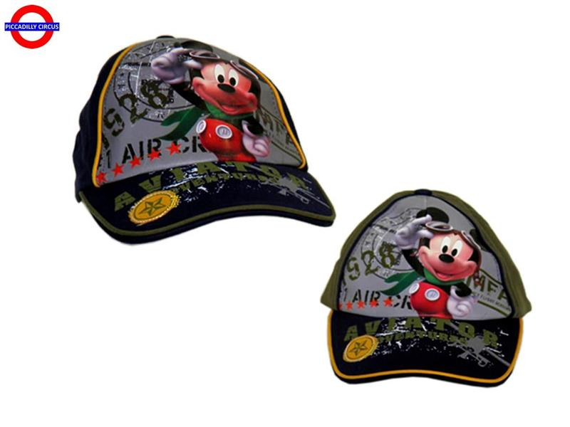 CAPPELLINO MICKEY 2 ASS.