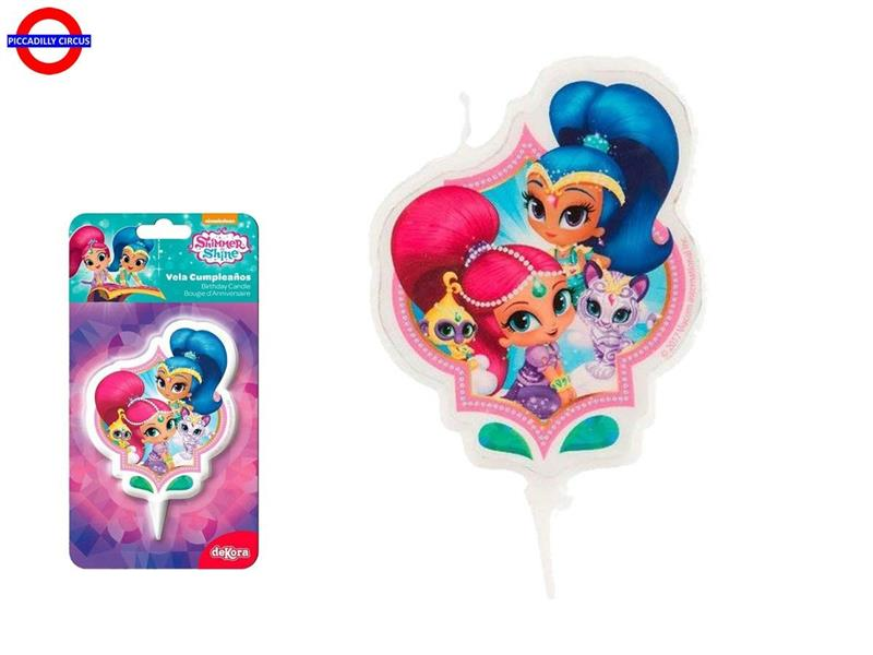 CANDELINA SHIMMER AND SHINE CM.7,5