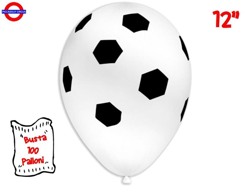 LATTICE _12 PALLONE DA CALCIO BS.100 PZ