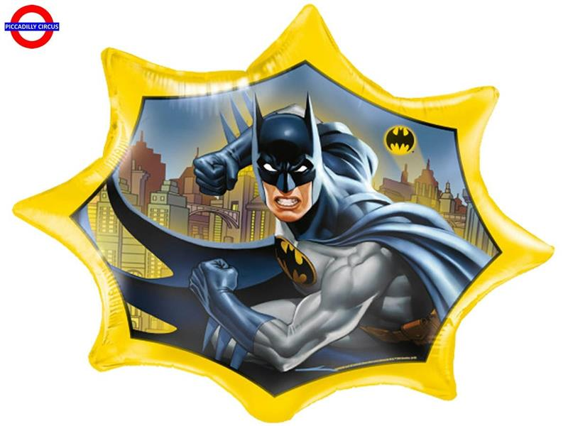 MYLAR BATMAN SUPER SHAPE 28