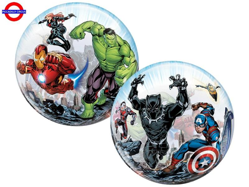 MYLAR AVENGERS BUBBLE 22