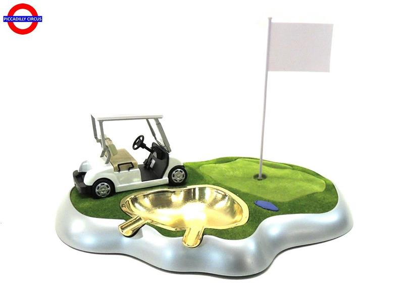 SET FUMO CAMPO GOLF