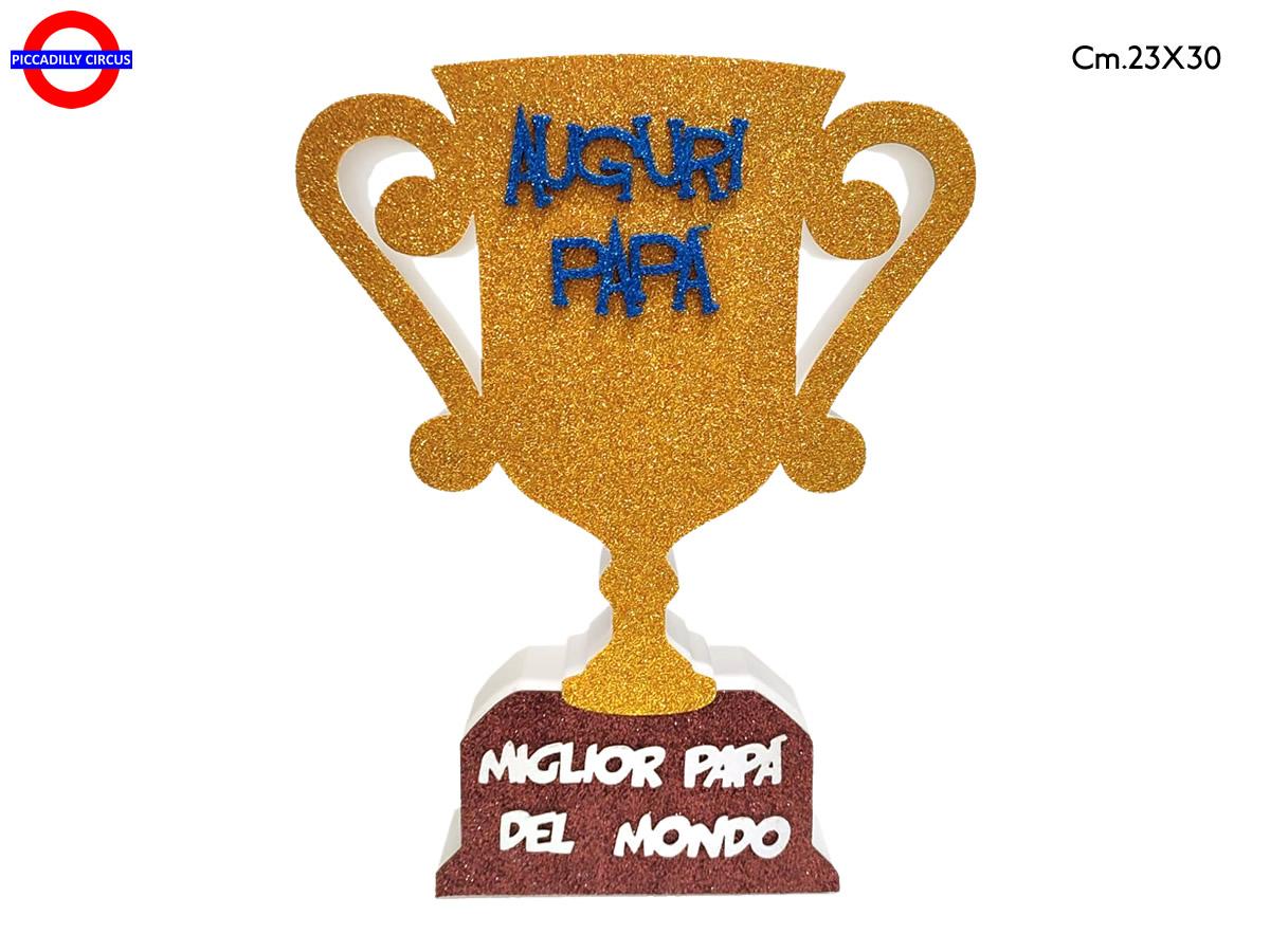 POLY PAPA' - COPPA MILIORE CM.23X30 - POLY SAGOMATO ...