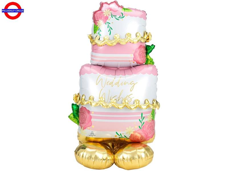 AIR LOONZ WEDDING CAKE CM.71X132