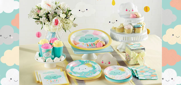 COORDINATO SUNSHINE BABY SHOWER